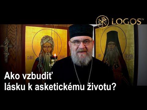 OTCOVIA PÚŠTE (391) - Sv. Izák Sýrsky - Povzbudenie k asketickému životu 1