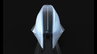 Spacetrain | Future Train Concept | Concept Vehicle 57