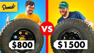 $800 Off-Road Tires vs. $1500 Off-Road Tires