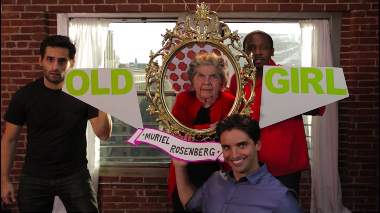 This Week's Top Comedy Video: Old Girl