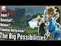 Breath of the Wild Timeline Theories Explained!   Gnoggin