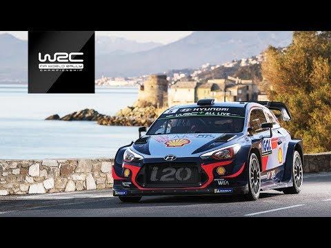 WRC/ Rally de Córcega - Teaser