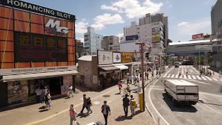 4KWalkingatFunabashi,Chibaprefecture