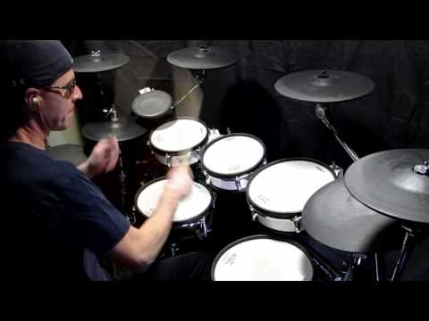 Sea of Sorrow - Alice in Chains - V-Drum Cover - Drumdog69 - Roland TD-20X - HD