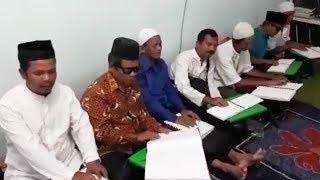 Kegiatan Pengajian Tunanetra di Rumah Alquran Braille di Kebon Jeruk