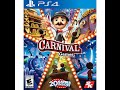Carnival Games : Gameplay On The Ps4 All 20 Carnival Ga
