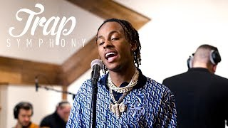 "Rich The Kid Performs ""Splashin"" W A Live Symphony 
