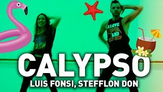 Calypso - Luis Fonsi, Stefflon Don