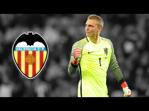 Jasper Cillessen -  Valencia new goalkeeper