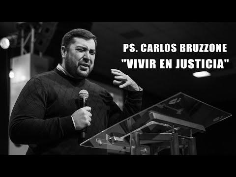 """""""Vivir en justicia"""""""
