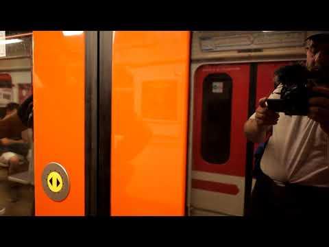 Test: Natáčení obrazu a zvuku v pražském Metru (1) 4K
