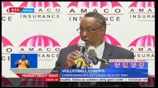 Volleyball championships: Eldoret to host African Diadem