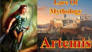 Lore Of Mythology <b>Artemis</b> Goddess Of The Hunt
