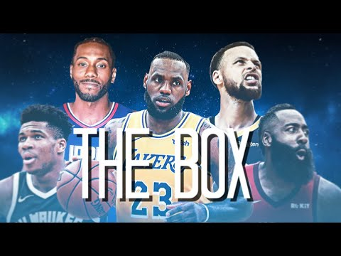 NBA 2019-2020 Mix ~ The Box (ft. Roddy Ricch)