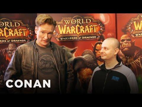 Conan na BlizzConu '13