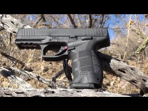 SAR USA Duty-Sized Pistol Does More Than Just Duty