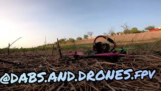 Smooth fpv freestyle with the dji goggles and gopro