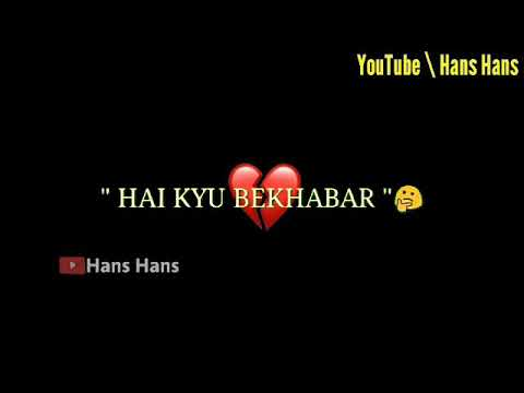 New Punjabi Sad Song WhatsApp Status Video 2019 | Latest Punjabi Sad Status | Heart Broken 💔 👉😖