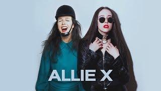 Allie X   Music Evolution (2008 2018)