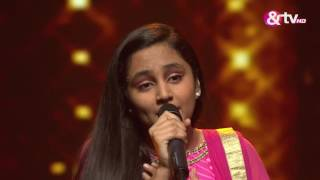Gambar cover Kavya limaya - Pyar Kiya Toh Darna Kya - Liveshows - Episode 20 - The Voice India Kids