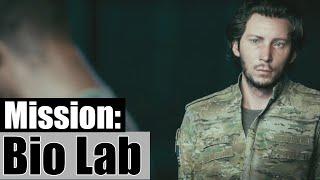 Call Of Duty Advanced Warfare Walkthrough Part 10 - Mission #10: BIO LAB  | Advanced Warfare Part 10