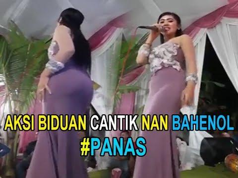 AKSI SI BIDUAN CANTIK NAN BAHENOL|| PANAS  #REMIX NOW