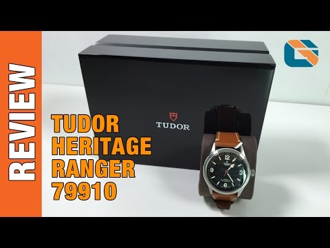 Tudor Heritage Ranger 79910 Watch Review – Watches Up Close & Personal