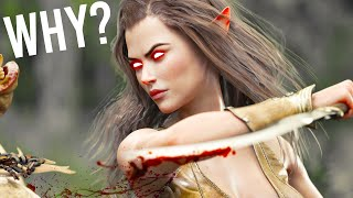 10 Most EVIL CHOICES You Can Make in Video Games