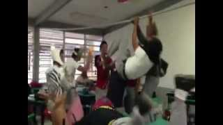 preview picture of video 'Harlem Shake OFICIAL  6º C -COBATAB P4- Macuspana'