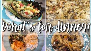 WHAT'S FOR DINNER WEDNESDAY// EASY FAMILY DINNER IDEAS APRIL 2019