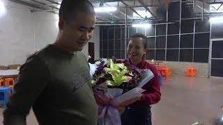 "Qiao Women 9 sister suddenly took a move to ""borrow the Buddha"""