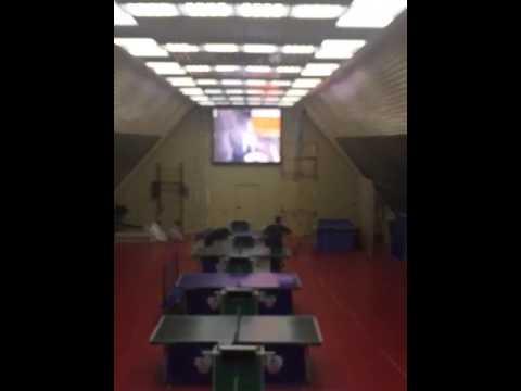 Видео светодиодного экрана для спорта г. Краснодар