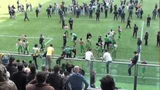 Boavista 0 Vs CD Tondela 1 - Incidentes No Estádio Do Bessa.mov