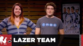 Get Tickets To See Lazer Team. Here's How! | Rooster Teeth