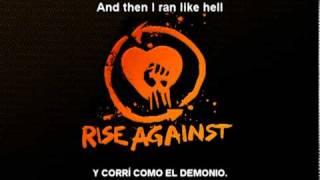 Rise Against - Ready To Fall [Sub Español / English]