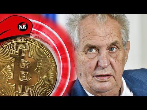 Padá bitcoin i Burza a Zeman jde proti BIS - NR den 7.12.2018
