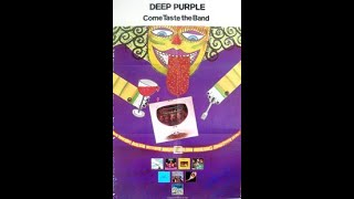 Deep Purple Dealer (Guitar Improv / Cover)