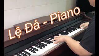 Lệ Đá - Piano Cover