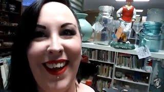 Follow Me Around: Antique Shopping | Spooky Brandie