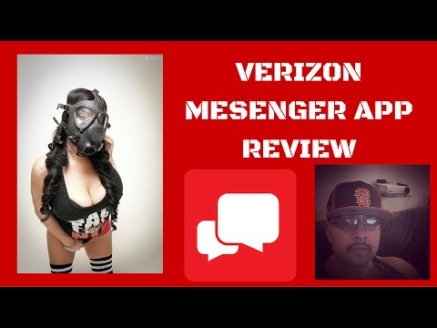 Verizon Messenger Desktop App Review