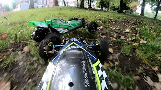 Tamiya Plasma Edge & Racing Fighter FPV Track Run