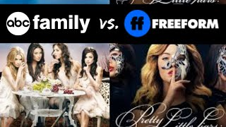 Rebranding Strategy Case Study: Why ABC Family Became Freeform