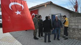 Kütahya nüfusuna kayıtlı Jandarma Uzman Çavuş Ýbrahim Tetik şehit oldu