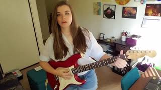 Hi-Five - Angel Olsen cover
