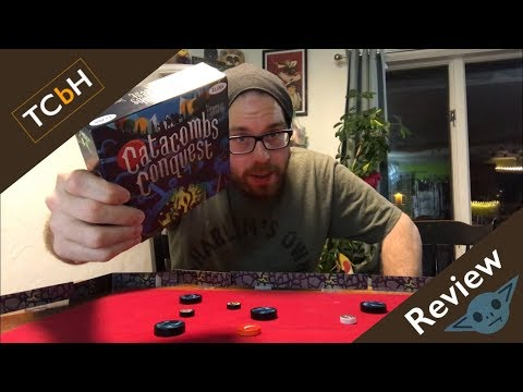 The Cardboard Herald reviews Catacombs Conquest