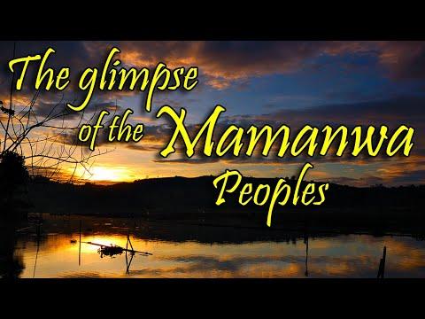 Mamanwa tribe | Kitcharao, ato kini
