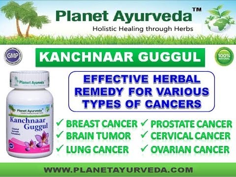 Video Kanchnar Guggul Benefits- Ayurvedic Medicine for Cancer Treatment