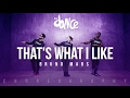 Thats What I Like - Bruno Mars (C.ography) FitDance Life