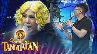 Tawag ng Tanghalan: Vhong compares Vice Ganda's hair to a mop