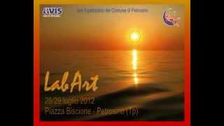 preview picture of video 'LabArt 2012 - 28 e 29 Luglio  - Piazza Biscione - Petrosino (TP)'